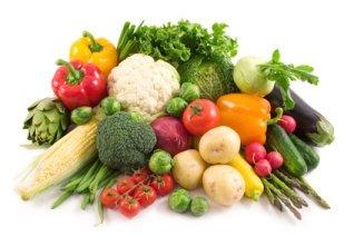 Légumes de la soupe aux choux
